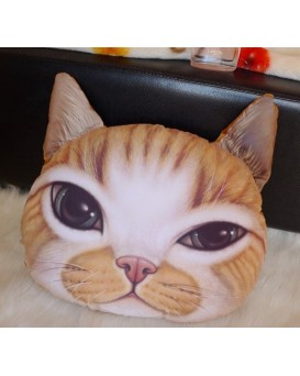 Подушка-игрушка кошка, , 350грн, игрушка-подушка, , Подушка-игрушка 3D