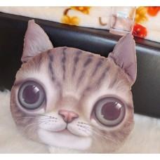 Подушка-игрушка кошка