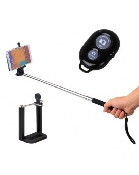 Палка для селфи пультом Bluetooth, , 230грн, монопод с пультом, , Монопод палка для селфи