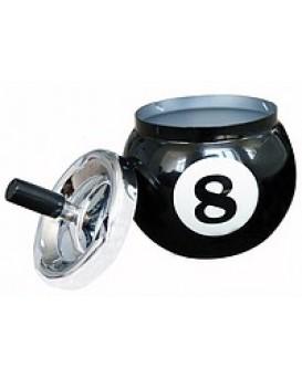 Пепельница в виде шара-предсказателя Magic 8, , 145грн, Пепельница бездымная большая, , Пепельницы