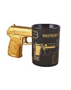 Кружка - Пистолет Макарова, , 180грн, Кружка - Пистолет Макарова, , Прикольные кружки