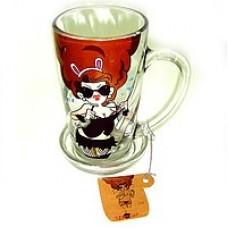 Оригинальная стриптиз чашка