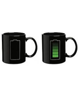 Чашка хамелеон Заряд батареи, , 150грн, Чашка хамелеон Заряд батареи, , Прикольные кружки