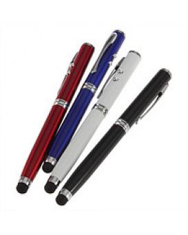 Ручка 4 в 1 для сенсорных телефонов, , 58грн, Ручка 4 в 1 для сенсорных телефонов, , Прикольные ручки