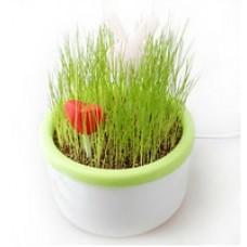 Светильник - травянчик Зайчик в траве