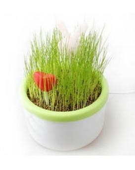 Светильник - травянчик Зайчик в траве, , 180грн, Светильник - травянчик Зайчик в траве, , Оригинальные светильники