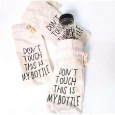 Чехол к бутылке My Bottle don't touch this is my bottle