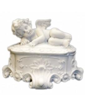Шкатулка Ангел спящий, , 80грн,  Шкатулка Ангел спящий, , Шкатулка для хранения украшений